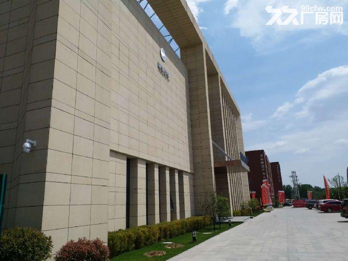 独栋四层研发/生产/办公楼首层7米挑高-图(1)