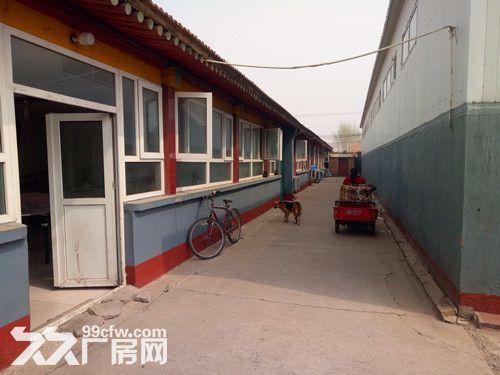 通州马驹桥镇1100平米独院库房出租-图(1)
