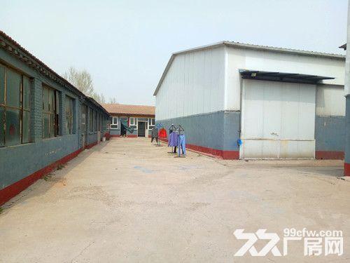 通州马驹桥镇1100平米独院库房出租-图(3)