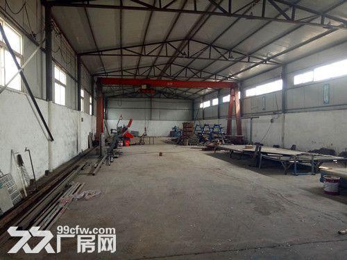 通州马驹桥镇1100平米独院库房出租-图(4)