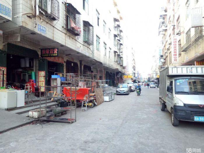 整栋5.5层800方厂房前后马路可以过户-图(1)