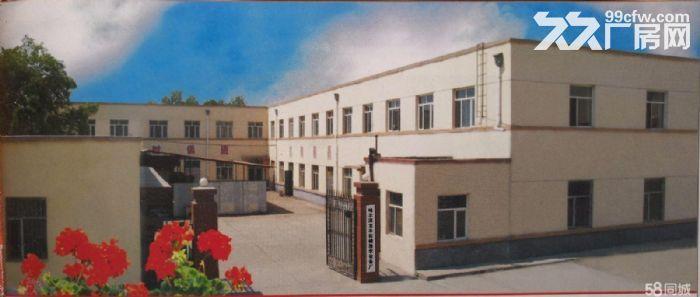 业主直租哈东钢材市场对面2300平米厂房(独门独院)-图(1)