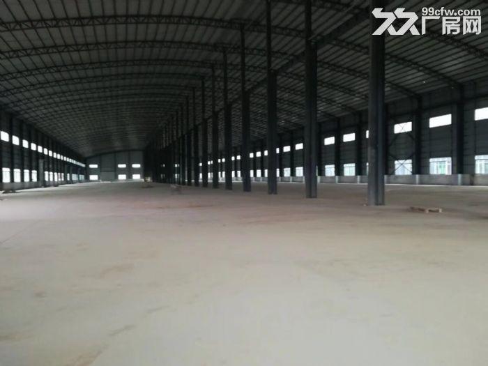 东城同沙新出物流仓滴水12米面积1万平低价出租-图(1)