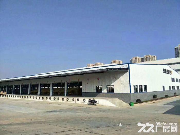 东城同沙新出物流仓滴水12米面积1万平低价出租-图(2)