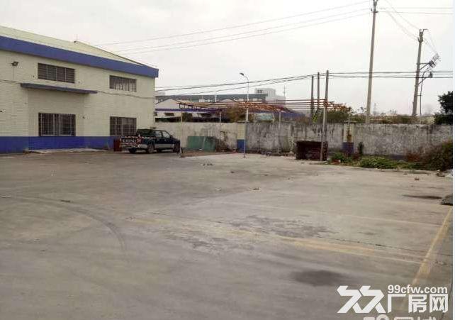 江门窖北5000方独院单层厂房招租-图(1)