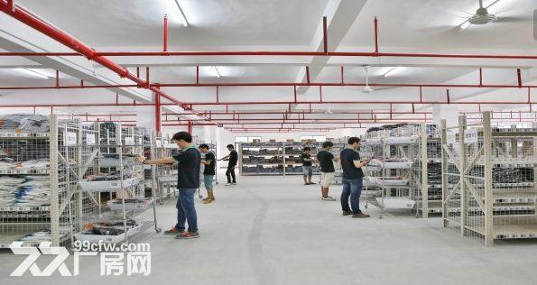 开发区库房带办公室,大小面积分割,只电商-图(2)