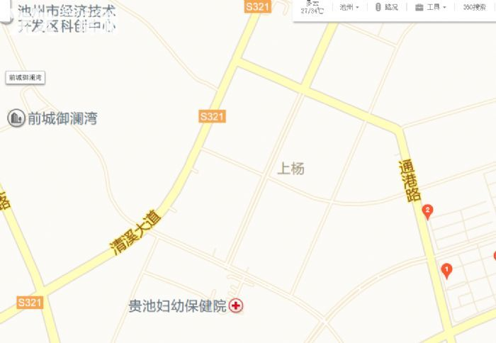 池州高新区通港大道西侧厂房出租-图(1)
