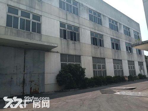 青浦104绿证单层有行车牛腿4200平厂房-图(3)