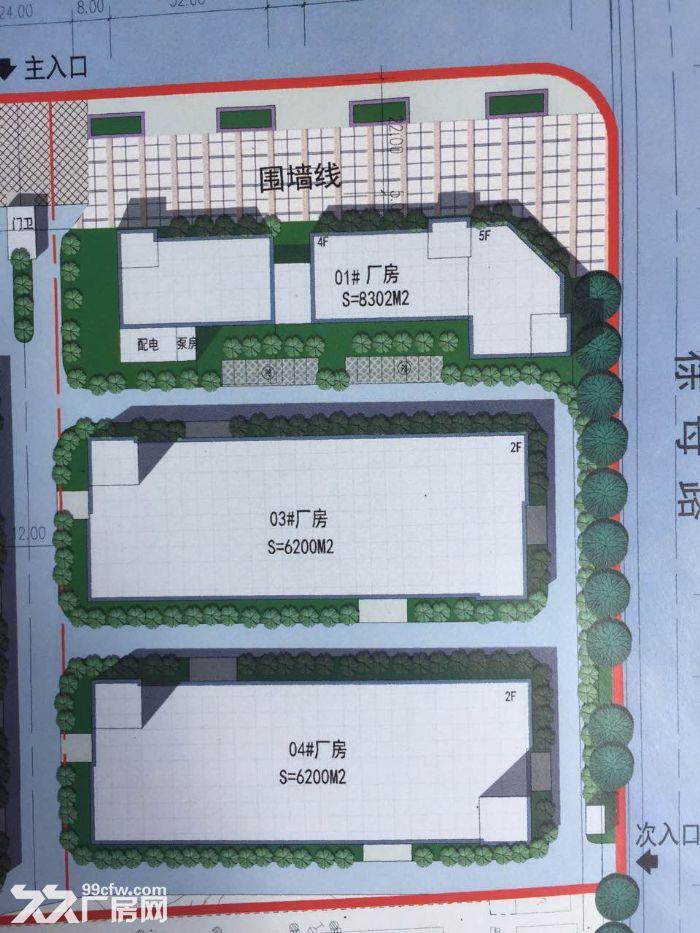 3栋全新厂房对外招租-图(1)