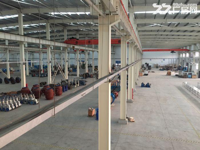 全新钢结构厂房招租或寻求合作经营-图(3)