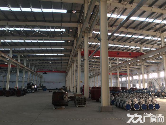 全新钢结构厂房招租或寻求合作经营-图(5)