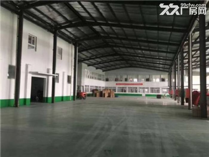 通州马驹桥金桥产业园1500平库房,高10米-图(1)