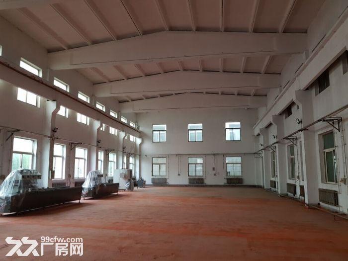 于洪区机场附近1200平,办公400平出租.厂房砖混结构,厂房举架9.