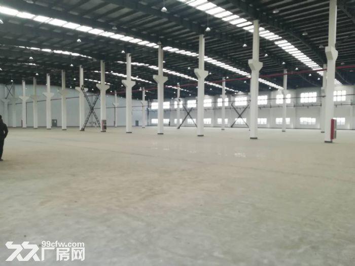 出售松江占地35亩独门独院绿证50年104地块厂房-图(1)
