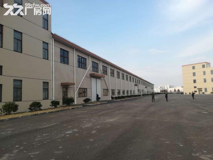 出售松江占地35亩独门独院绿证50年104地块厂房-图(2)