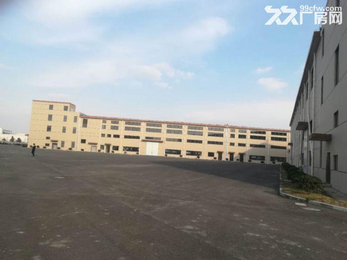 出售松江占地35亩独门独院绿证50年104地块厂房-图(4)