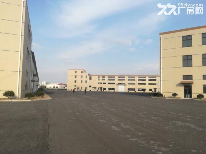 出售松江占地35亩独门独院绿证50年104地块厂房-图(3)