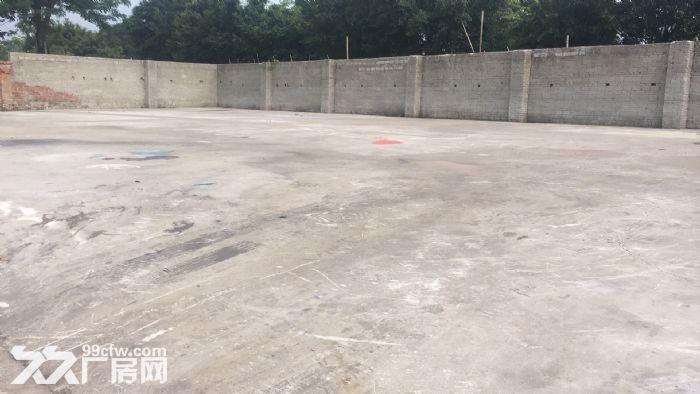 石岗东村振兴南路22号内3000平方米硬化土地出租,适合教练场、充电桩-图(2)