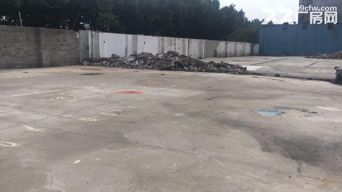 石岗东村振兴南路22号内3000平方米硬化土地出租,适合教练场、充电桩-图(4)