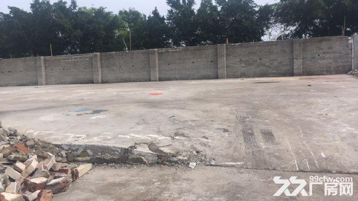 石岗东村振兴南路22号内3000平方米硬化土地出租,适合教练场、充电桩-图(5)