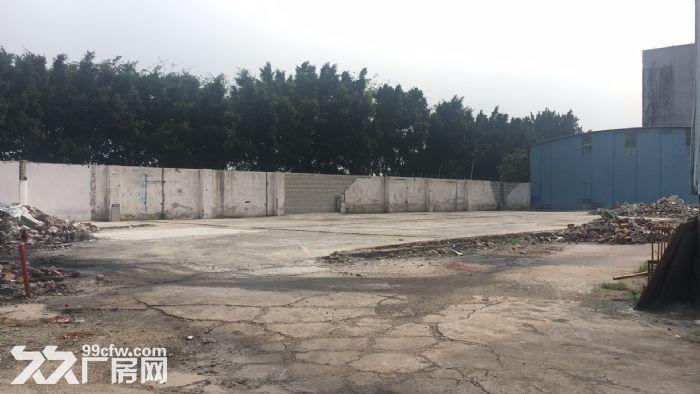 石岗东村振兴南路22号内3000平方米硬化土地出租,适合教练场、充电桩-图(6)