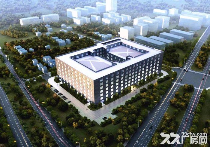 拱墅区科技工业功能区82680方标准厂房出租-图(8)