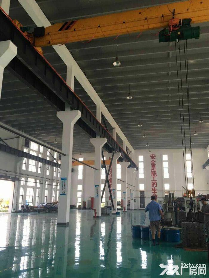 首层8.1米二层4.2米四层框架厂房出售带三证可按揭-图(5)