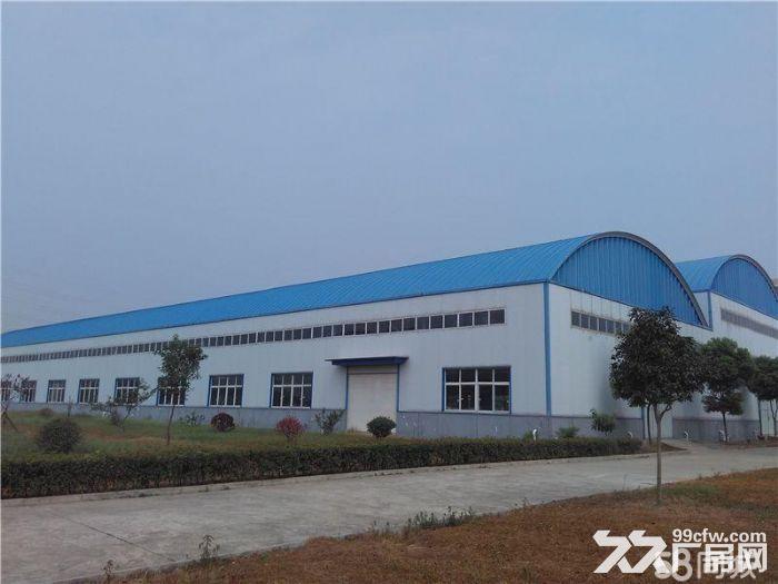 单层钢构厂房(10吨行吊)、带电梯办公楼、宿舍出租华容区九号路-图(1)