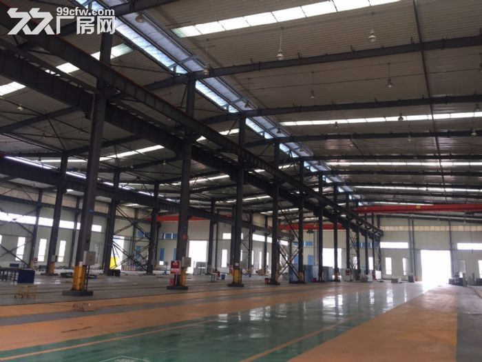 龙泉经开区1000至5000平米工业园标准厂房出租-图(7)