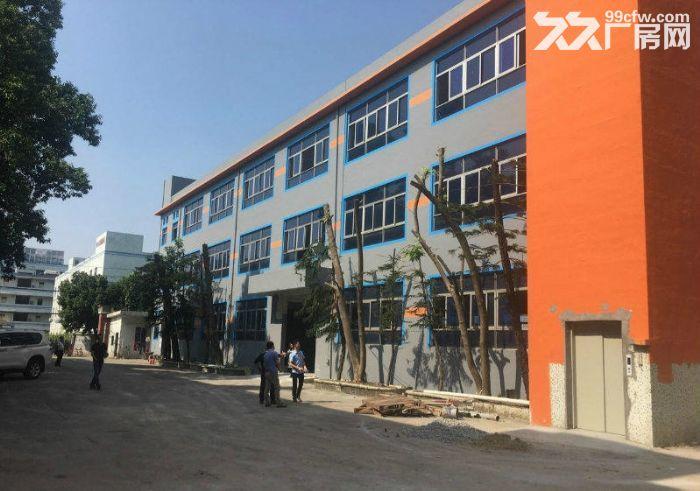 东城牛山工业区9成新厂房3000平方出租-图(2)
