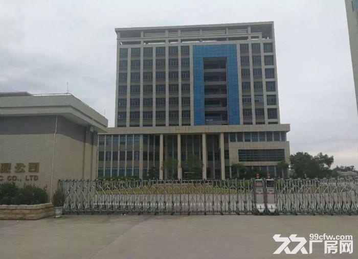 莞深高速口东城花园式红本全新工业园2000平起租-图(3)