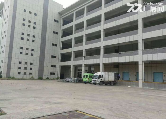 莞深高速口东城花园式红本全新工业园2000平起租-图(4)