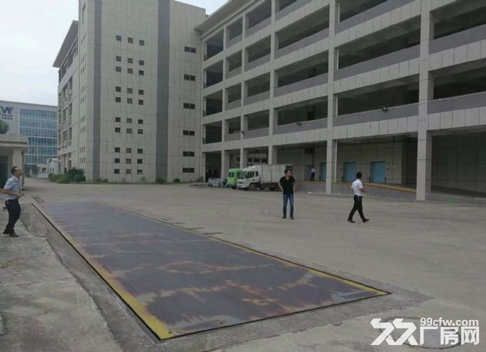 莞深高速口东城花园式红本全新工业园2000平起租-图(5)