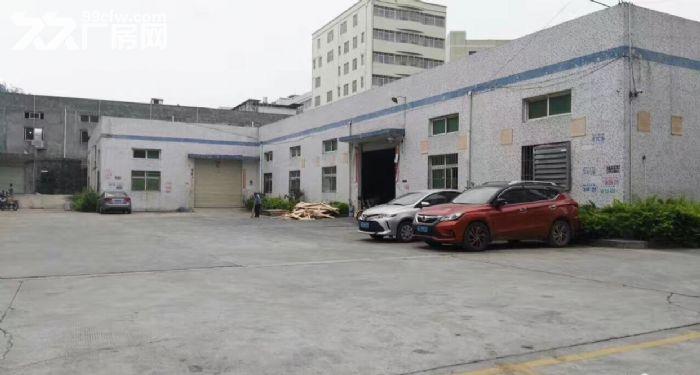 东城同沙独院单一层3300平方滴水6.5米急租-图(1)