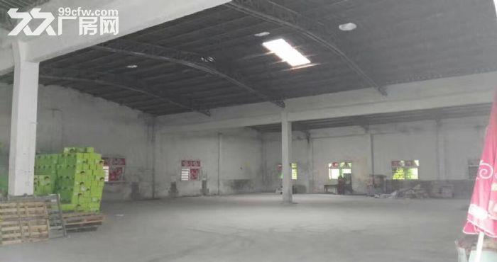 东城同沙独院单一层3300平方滴水6.5米急租-图(2)