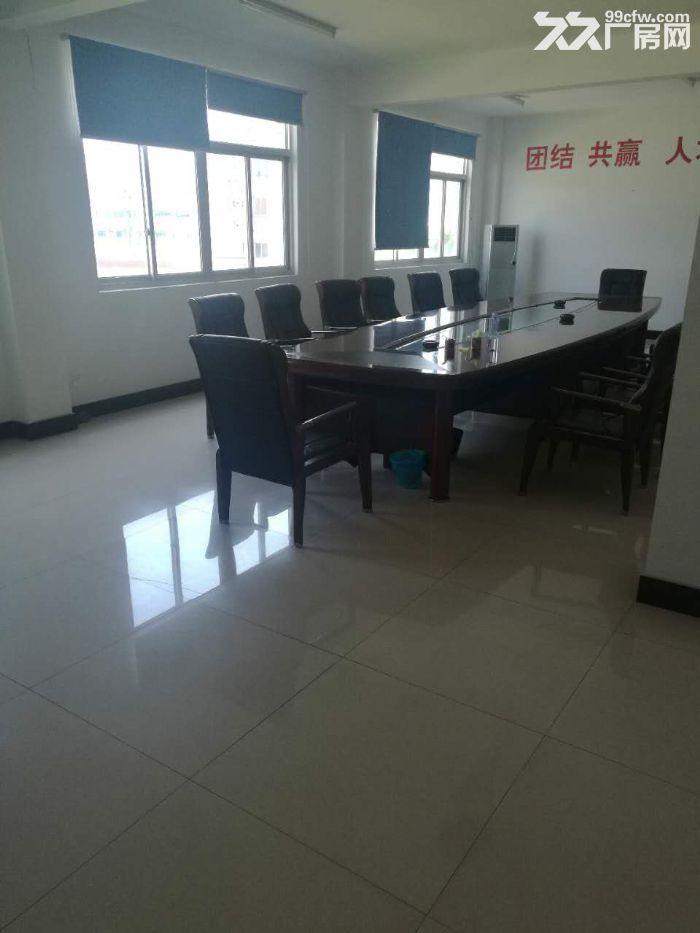 2500平方5层办公楼出租可做仓库,出租6亩空地交通便利-图(1)