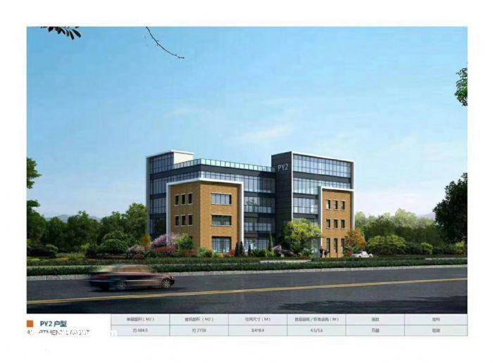出售滁州产业园独栋厂房-图(1)