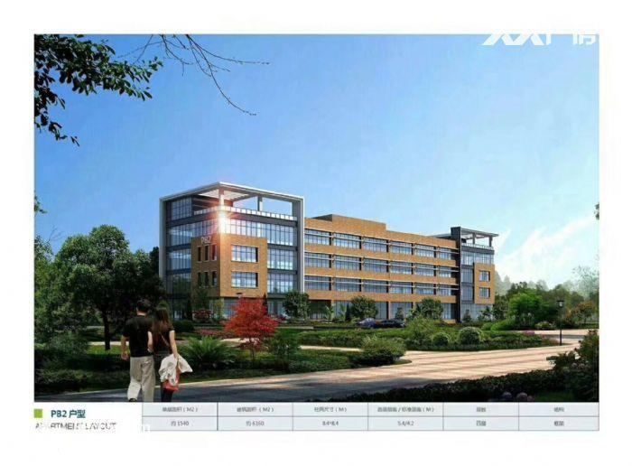 出售滁州产业园独栋厂房-图(4)