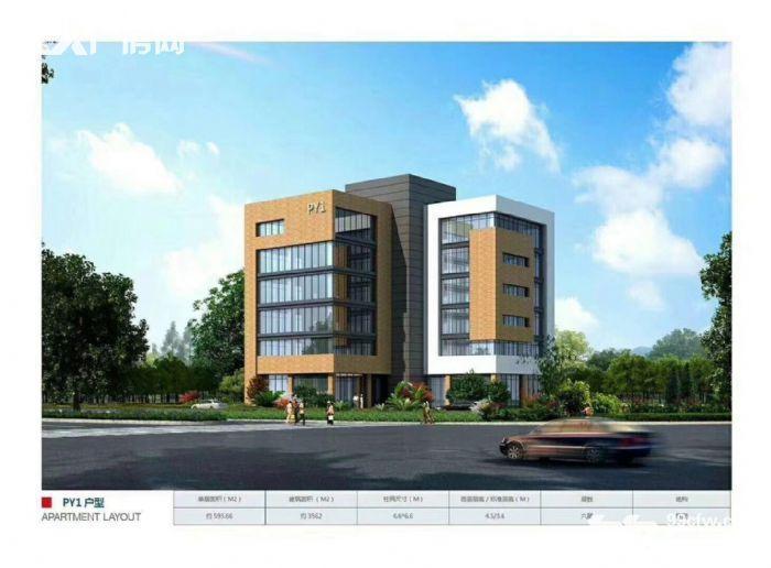 出售滁州产业园独栋厂房-图(3)