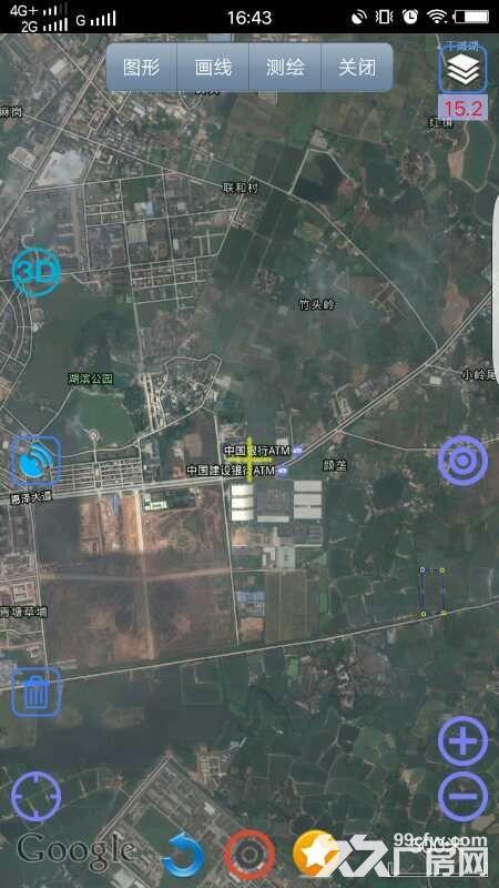 岀售惠州周边工业地皮-图(1)