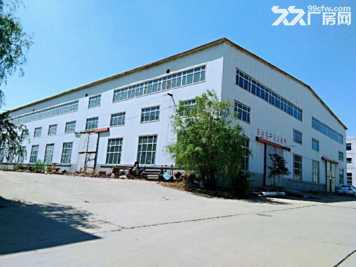 现有三间大型厂房寻求合作也可出租-图(1)