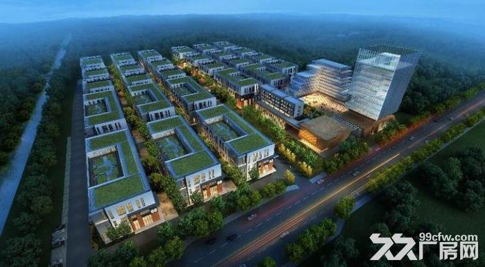 金地集团力作,全新生产研发基地,600平起租,104板块-图(1)