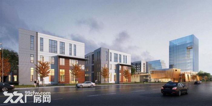 金地集团力作,全新生产研发基地,600平起租,104板块-图(2)