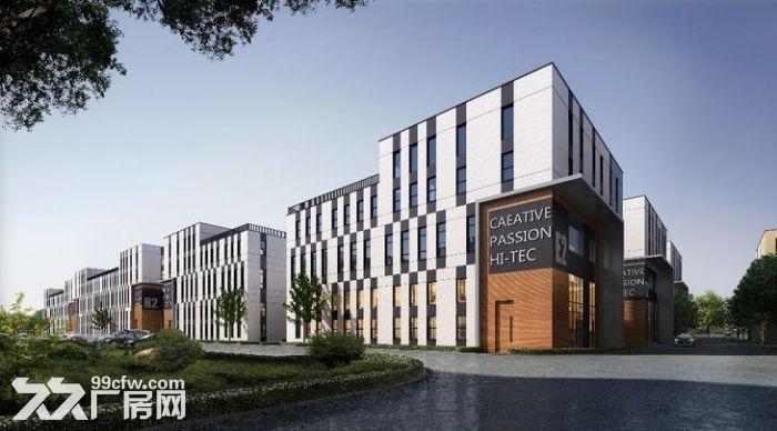 金地集团力作,全新生产研发基地,600平起租,104板块-图(3)