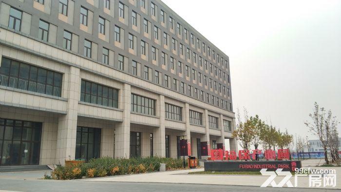 南站核心配套醇熟科技研发商务办公现房租售-图(2)