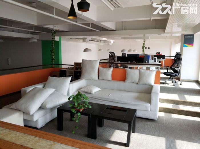 (出租)西青赛达主路边的整层科研厂房,办公生产均可,可考察-图(5)