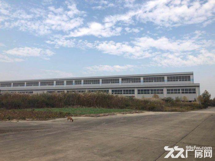 上海周边260亩物流用地出售转让-图(1)