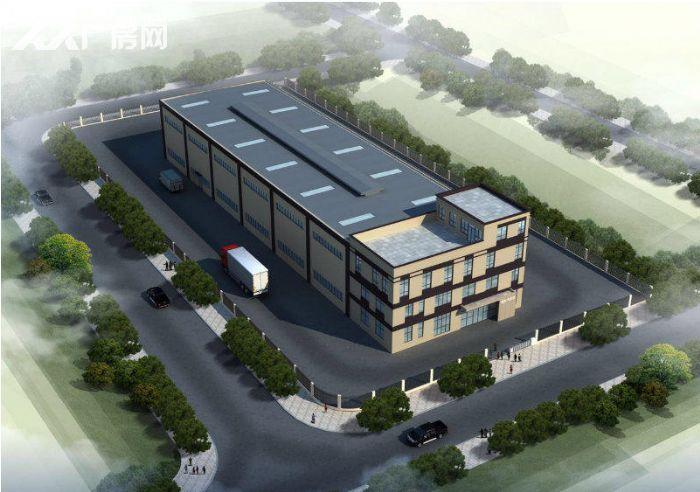 租售400−2万平米单层12米带独立庭院独栋厂房-图(2)