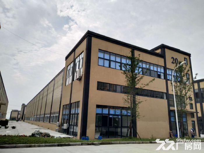 租售400−2万平米单层12米带独立庭院独栋厂房-图(3)