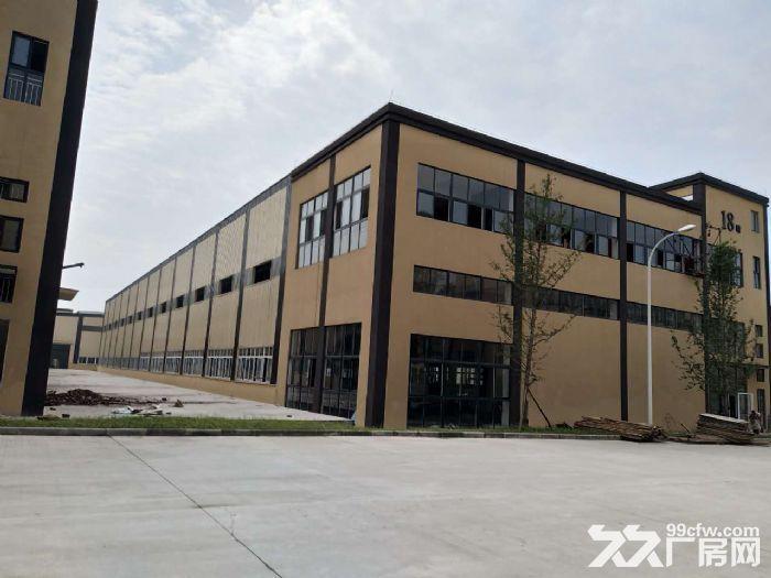 租售400−2万平米单层12米带独立庭院独栋厂房-图(4)